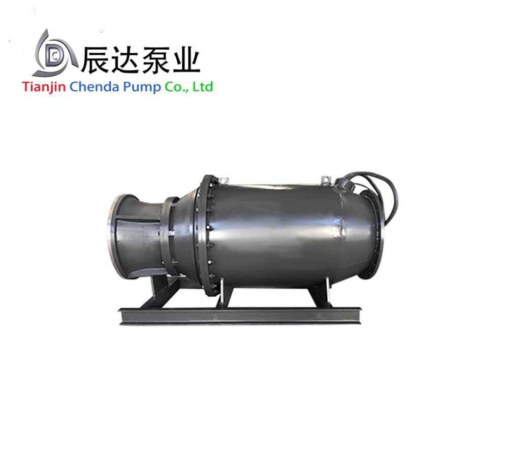 XQB型雪橇式轴流泵