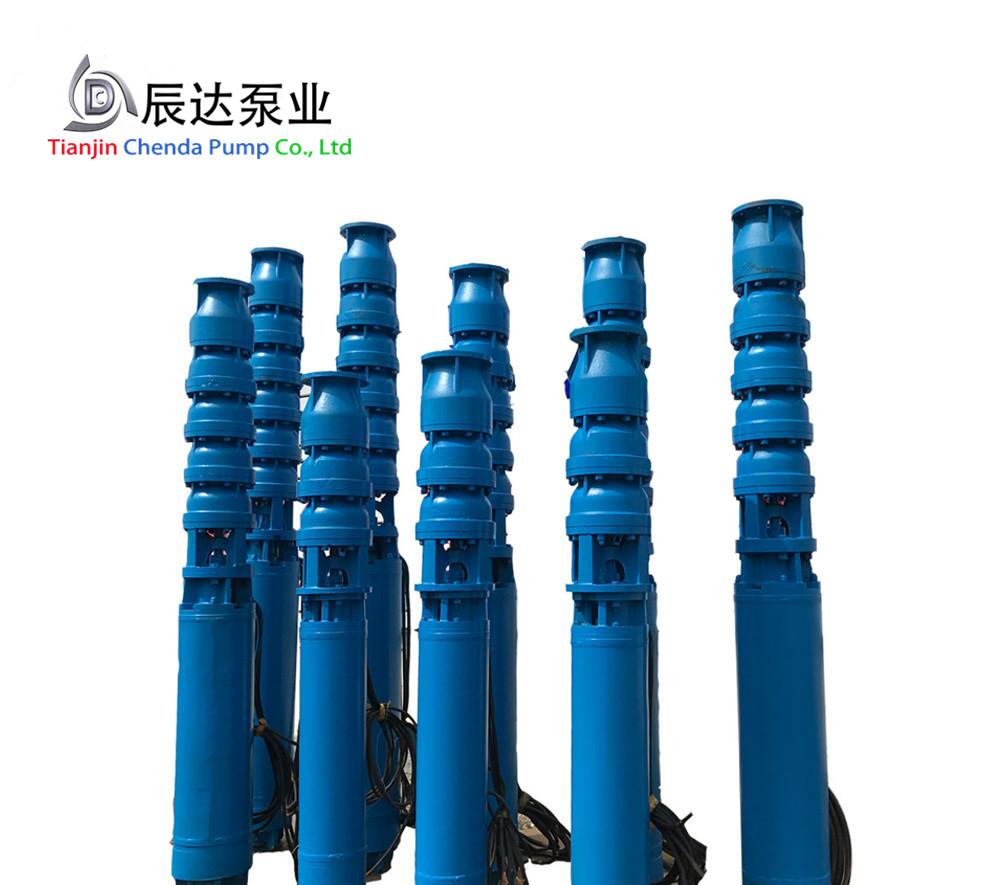 QJS防砂潜水泵