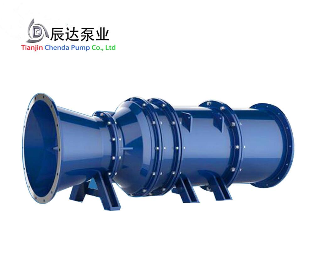 耦合式贯流泵
