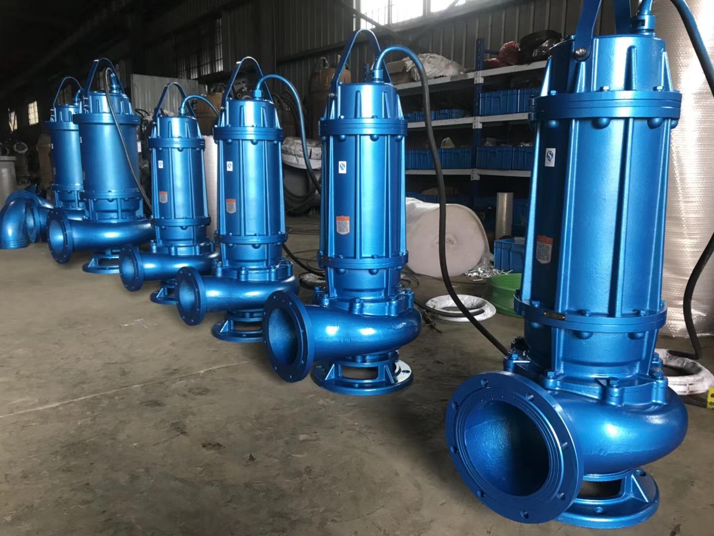 潜水泵厂家潜水排污泵优点