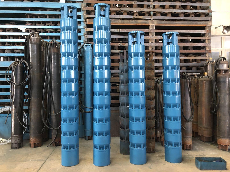 潜水泵厂家深井泵采用温差控制法