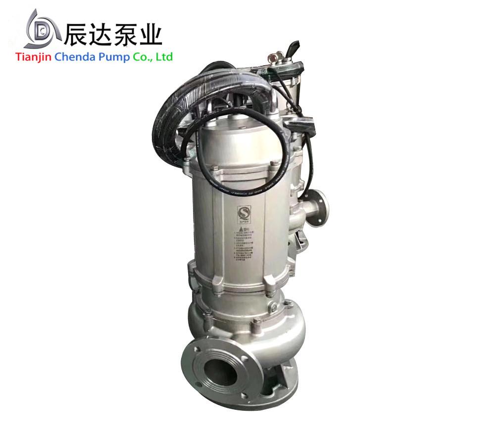 WQD全不锈钢污水泵