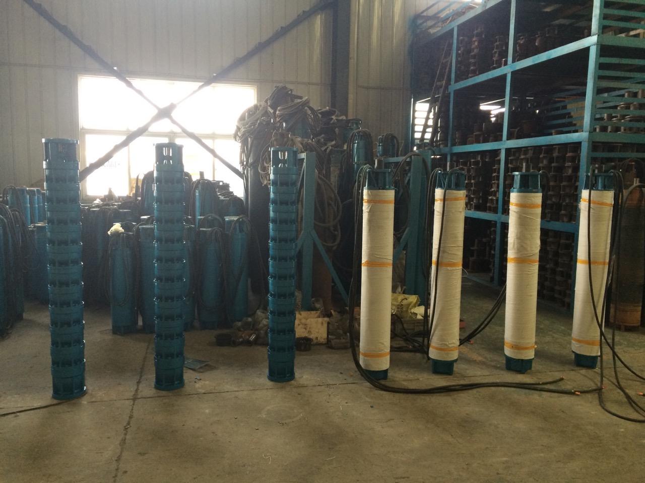 潜水泵厂家潜水电泵的检修