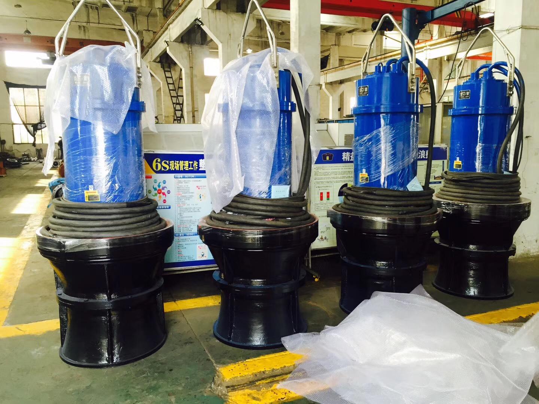 潜水轴流泵厂家|轴流泵的特点