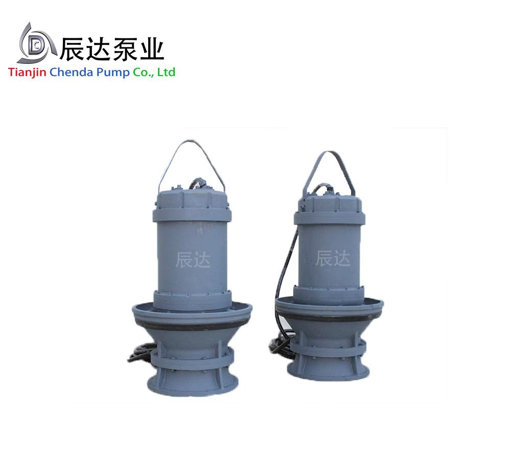 QHB型潜水混流泵